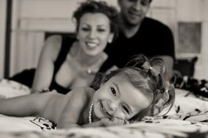 Kétnyelvű családok - Magyar család külföldön